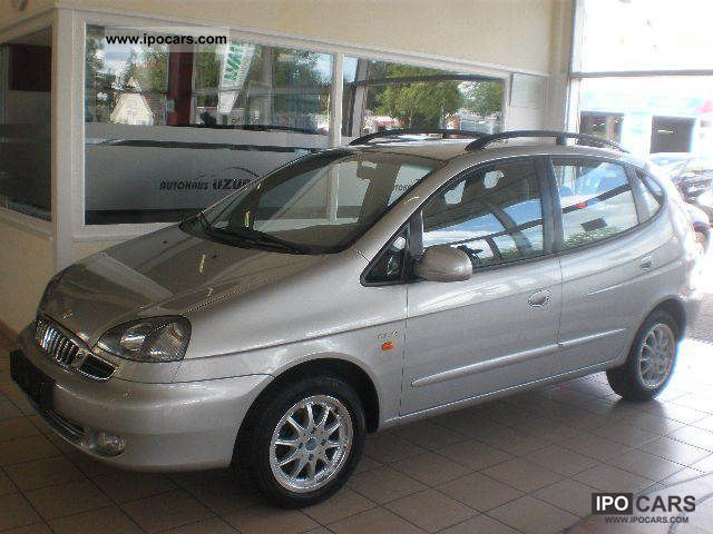 2003 Chevrolet  Tacuma 2.0 CDX only 49.43 thousand km Climate Fin.ab 99 EUR Estate Car Used vehicle photo
