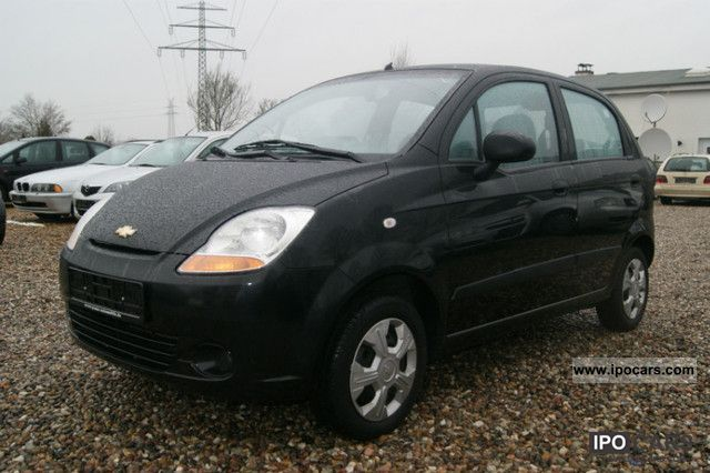 2008 Chevrolet Matiz Tv New Only 35 Tkm Car Photo And Specs