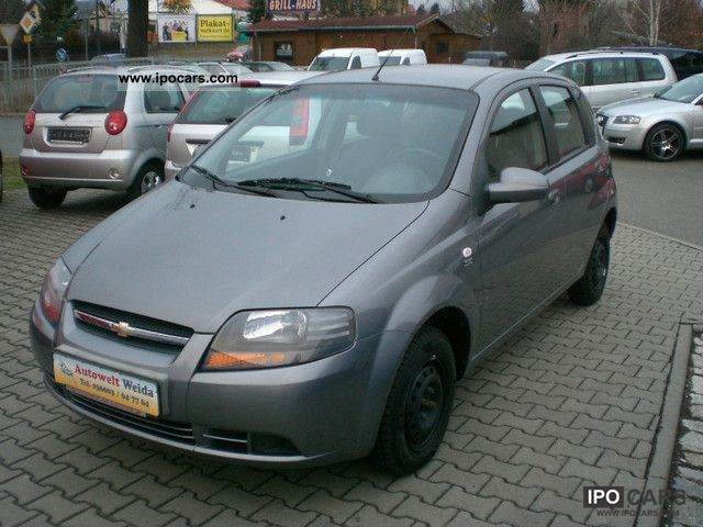2007 Chevrolet  Kalos 1.Hand-air Small Car Used vehicle photo