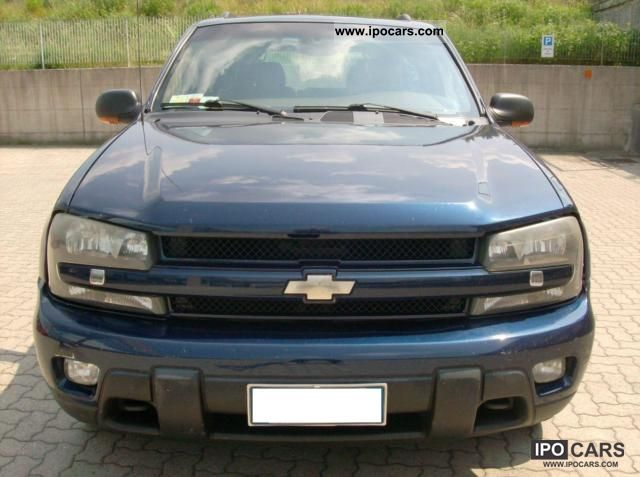 2004 Chevrolet  Trailblazer LTZ 4.2 Auto Off-road Vehicle/Pickup Truck Used vehicle photo