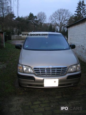 1998 Chevrolet  Venture Van / Minibus Used vehicle photo
