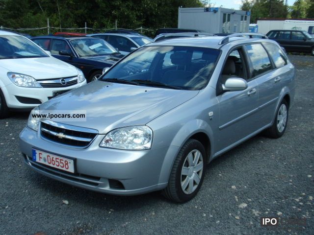 2008 Chevrolet  Nubira 2.0 CDX combination D Estate Car Used vehicle photo