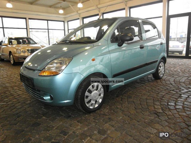 2007 Chevrolet  Spark WARRANTY SERVO AIR CONDITIONING Small Car Used vehicle photo