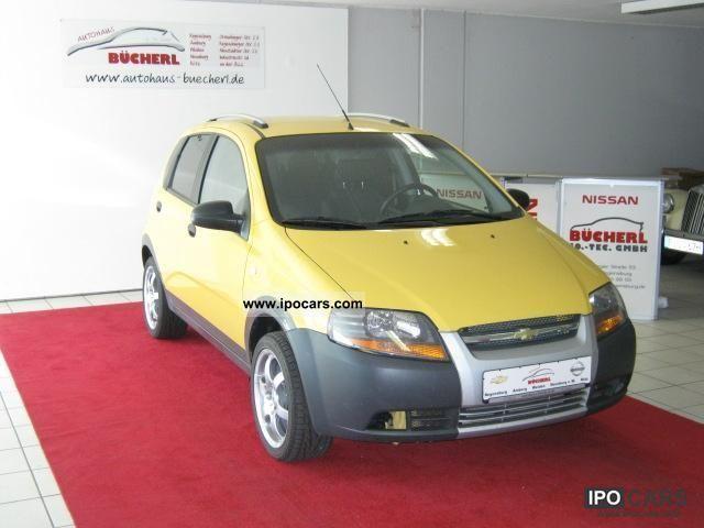 2006 Chevrolet  Kalos 1.2 X-CROSS Small Car Used vehicle photo