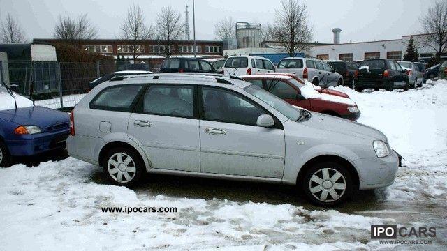2006 Chevrolet  1.6 Kombi Nubira SE Estate Car Used vehicle photo