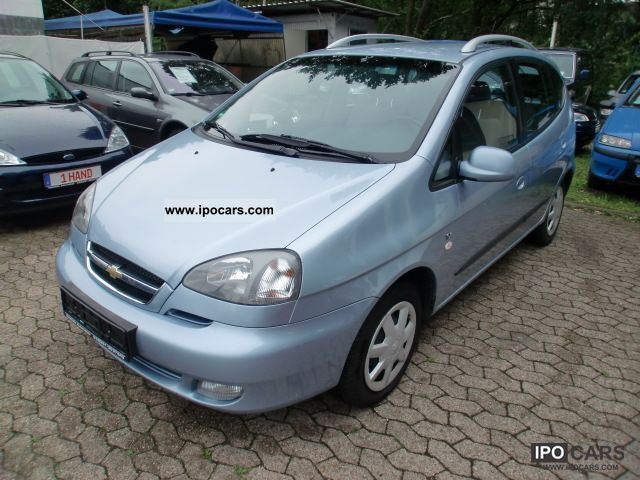 Chevrolet  Tacuma 1.6 SX * AIR * LPG * 1 * HAND 2007 Liquefied Petroleum Gas Cars (LPG, GPL, propane) photo