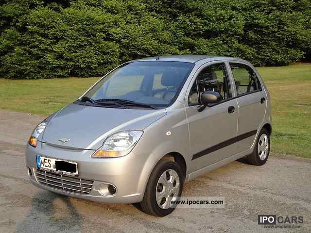 2008 Chevrolet Matiz Small Car