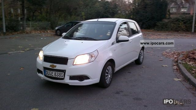 2010 Chevrolet  Aveo 1.2 Small Car Used vehicle photo
