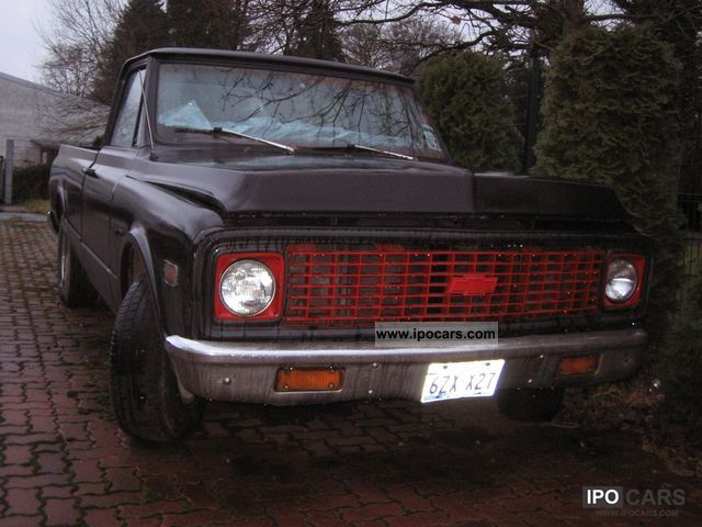 Chevrolet  C 10 Rat Rod 1972 Vintage, Classic and Old Cars photo