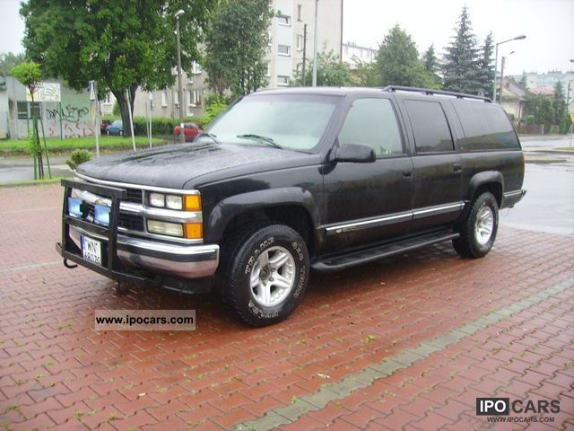 Chevrolet  Suburban 5.7 1998 LPG 1998 Liquefied Petroleum Gas Cars (LPG, GPL, propane) photo