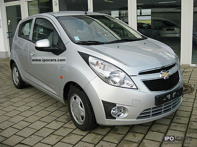 2010 Chevrolet  Spark 1.0 Small Car Used vehicle photo