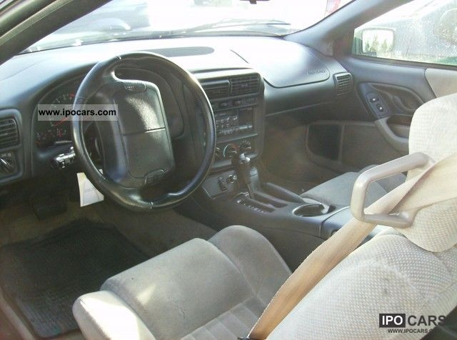 1998 Chevrolet Camaro 8.3 automatic Sports car/Coupe Used vehicle ...