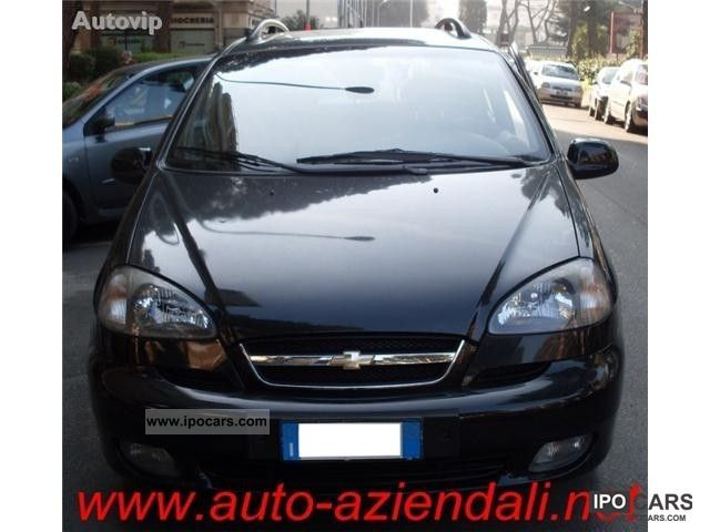 Chevrolet  Tacuma 1.6 SX 16V Dual Power GPL 2005 Liquefied Petroleum Gas Cars (LPG, GPL, propane) photo