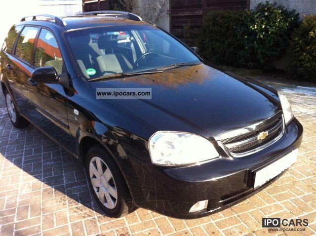 2007 Chevrolet  1.6 Kombi Nubira SX Estate Car Used vehicle photo