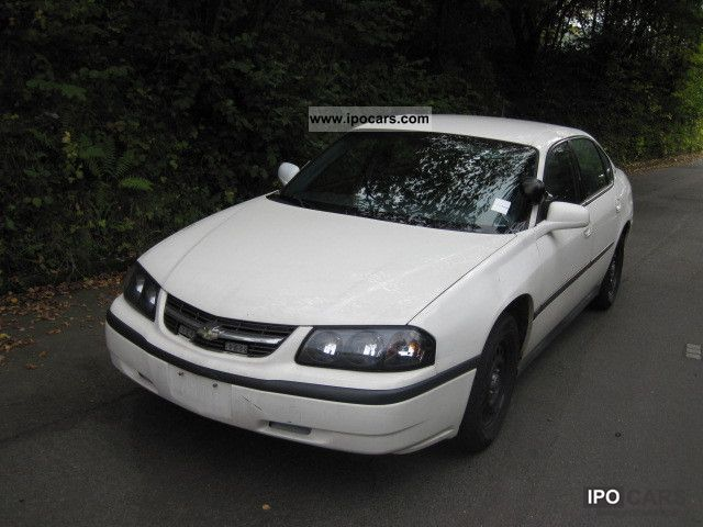 2005 Chevrolet  Ex Military Police Limousine Used vehicle photo