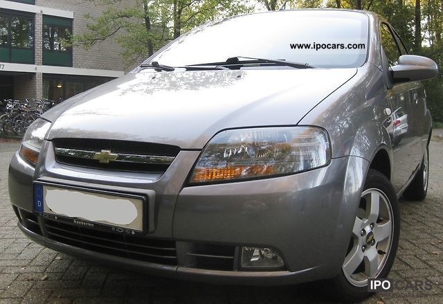2007 Chevrolet  1.4 16V SX climate TOP OFFER Small Car Used vehicle photo