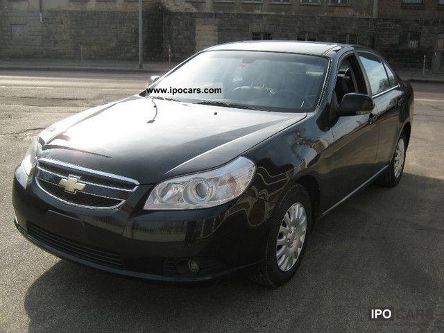 2006 Chevrolet Epica 25 Lt Auto Leather Euro 4 Standard Car