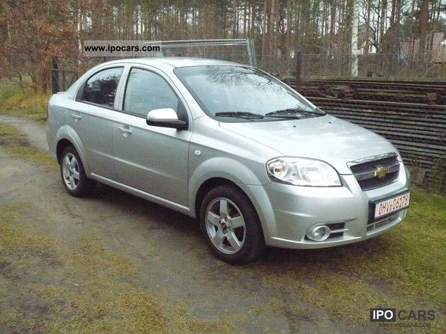 Small Car Used Vehicle 2008 Chevrolet Aveo 1 4 16v Lt Door Sedan