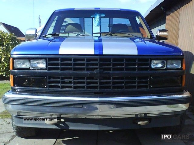 1989 Chevrolet  C2500 Off-road Vehicle/Pickup Truck Used vehicle photo