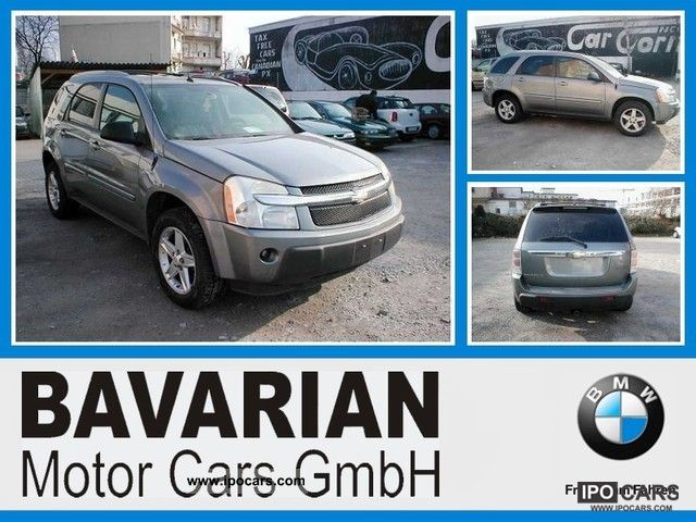 2005 Chevrolet  Only Equinox for handlers. Electric cable needs re Limousine Used vehicle photo