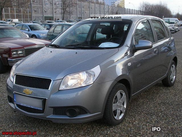 2008 Chevrolet  Aveo Small Car Used vehicle photo