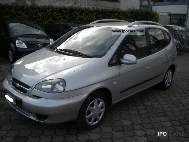 Chevrolet  Tacuma 1.6 16V GPL 2006 Liquefied Petroleum Gas Cars (LPG, GPL, propane) photo