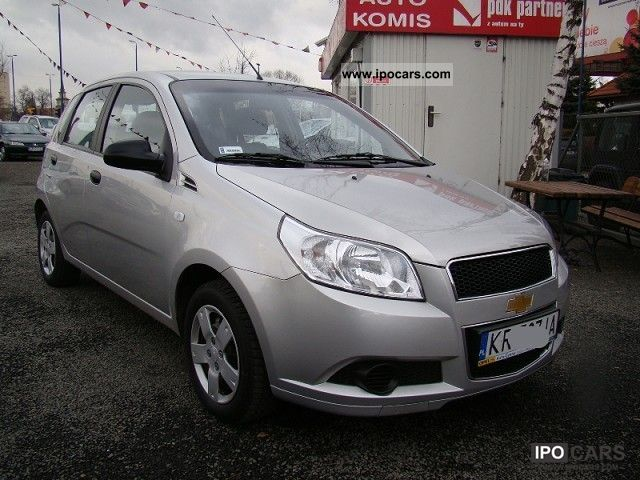 2009 Chevrolet  Aveo PRZEBIEG TYS 39 KM Other Used vehicle photo