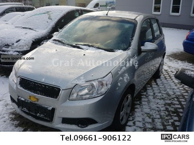 2009 Chevrolet  Aveo 1.4 / AIR CONDITIONING / 5 DOOR Limousine Used vehicle photo