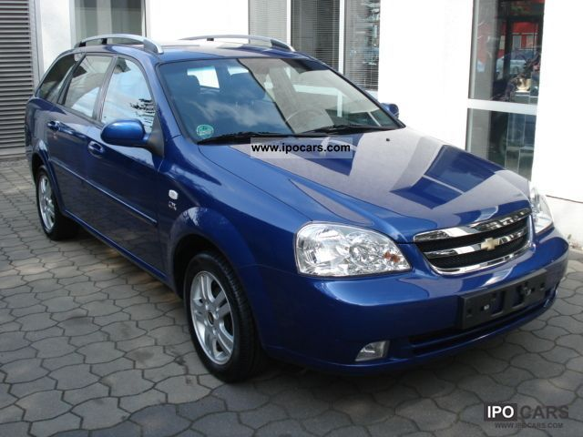2006 Chevrolet  Nubira 1.8 CDX Automatic Combination Air Estate Car Used vehicle photo