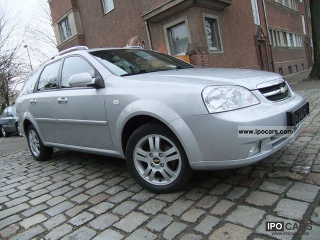 2006 Chevrolet  Nubira 1.8 How a new car! Automatic and air Estate Car Used vehicle photo