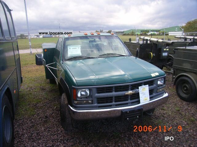 1991 Chevrolet  K3500 Dually Off-road Vehicle/Pickup Truck Used vehicle photo