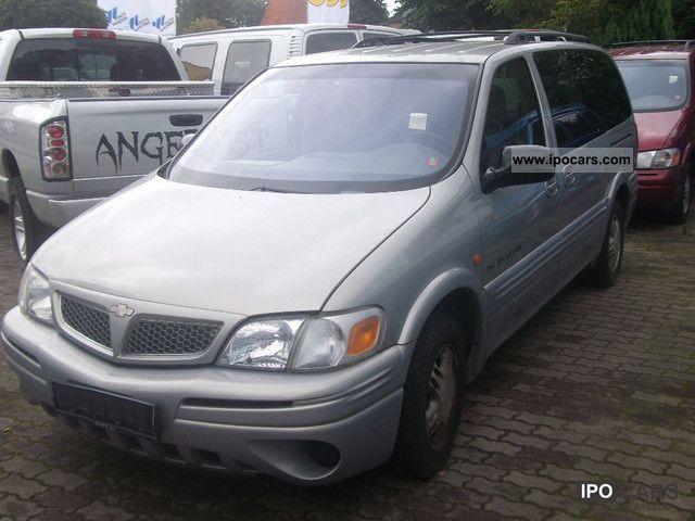 2001 Chevrolet  Trans Sport SE Premium Van / Minibus Used vehicle photo