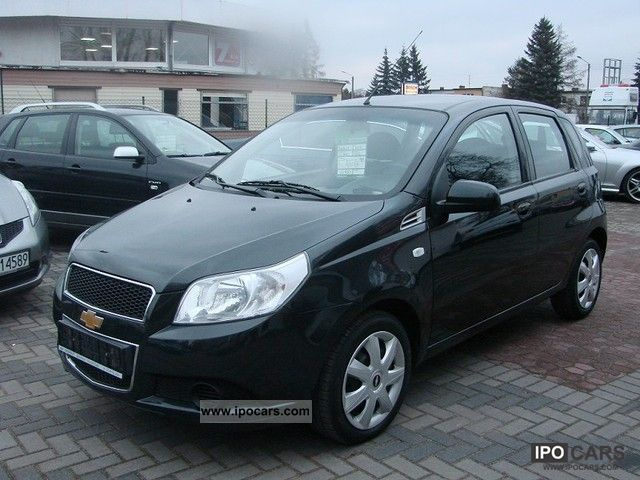 2010 Chevrolet  AIR Aveo, ELEKTRYKA, 4xAirbag Other Used vehicle photo