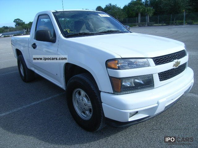 2008 Chevrolet  COLORADO Off-road Vehicle/Pickup Truck Used vehicle (business photo