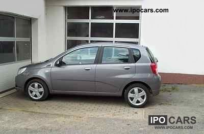 2010 Chevrolet  Aveo LS 5 door 1.2 liter. with air-conditioning Small Car Used vehicle photo