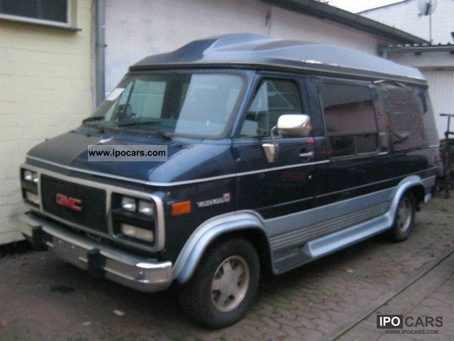 1998 chevrolet g1500 limited gladiator conversion van. Black Bedroom Furniture Sets. Home Design Ideas