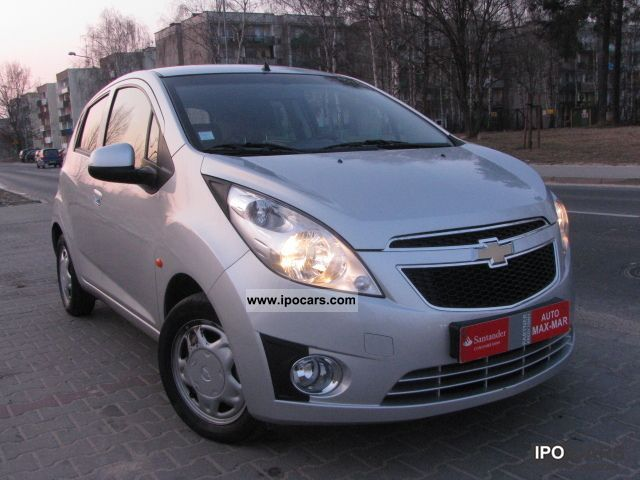 2010 Chevrolet  Spark JAK NOWY! POLECAM! Other Used vehicle photo
