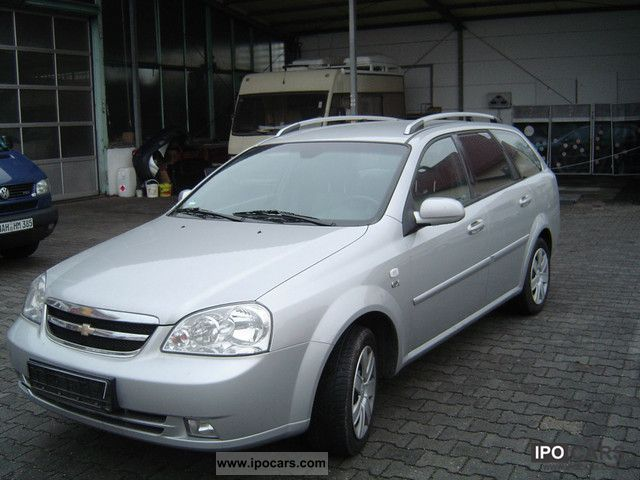 Chevrolet  Nubira 1.8 CDX combined gas plant 2006 Liquefied Petroleum Gas Cars (LPG, GPL, propane) photo