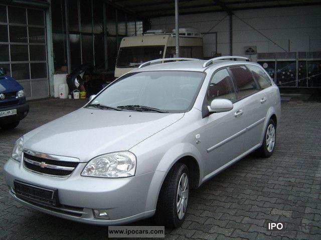 2006 Chevrolet  Nubira 1.8 CDX combined gas plant Estate Car Used vehicle photo