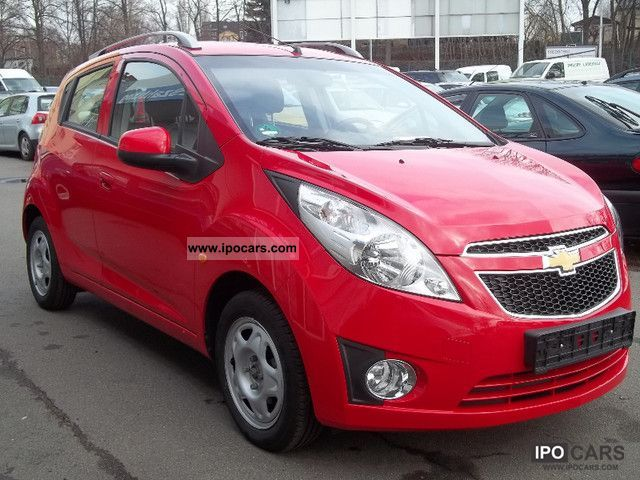 2010 Chevrolet  Spark 1.2 LS + Small Car Used vehicle photo