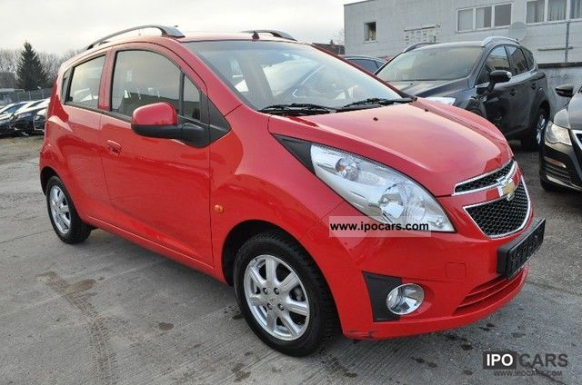 2011 Chevrolet  Spark 1.2 LS + air / ALU / D-veh. / I Manual Small Car Used vehicle photo