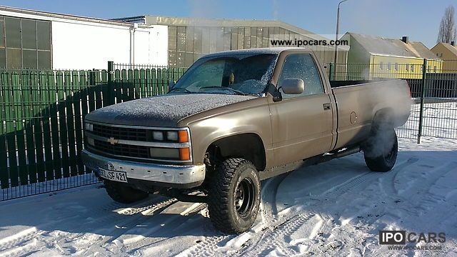 1989 Chevrolet  K1500 Off-road Vehicle/Pickup Truck Used vehicle photo