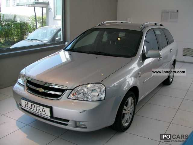2007 Chevrolet  Nubira 2.0 CDX automatic diesel combined Klimaautom Estate Car Used vehicle photo