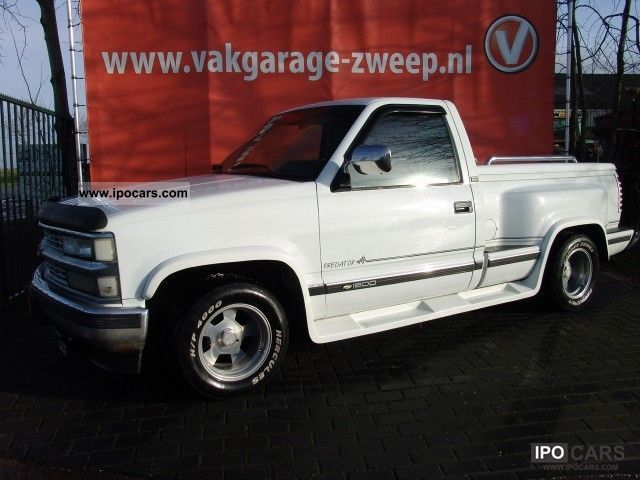 Chevrolet  OTHER Silverado 1500 Pick-up V8 1990 Liquefied Petroleum Gas Cars (LPG, GPL, propane) photo