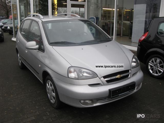 2006 Chevrolet  Tacuma 1.6i Air 2x folding tables only 39 000 KM!! Limousine Used vehicle photo
