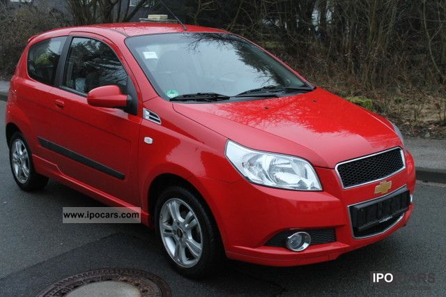 2009 Chevrolet Aveo 1 4 Lt Sport Automatic Climate Control Top Maintained Car Photo And Specs