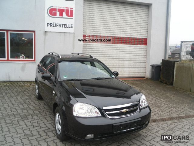 2009 Chevrolet  1.6 Kombi Nubira SX ** 1.HAND_52TKM ORIGINAL_Leder Estate Car Used vehicle photo