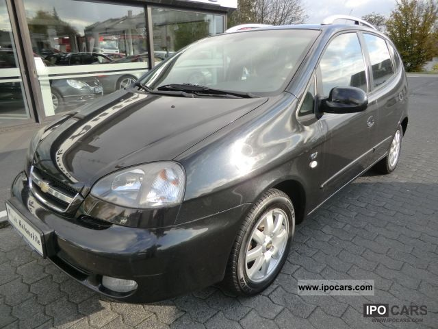 Chevrolet  Tacuma 2.0 CDX LPG + petrol * Climate * Alloy 2008 Liquefied Petroleum Gas Cars (LPG, GPL, propane) photo