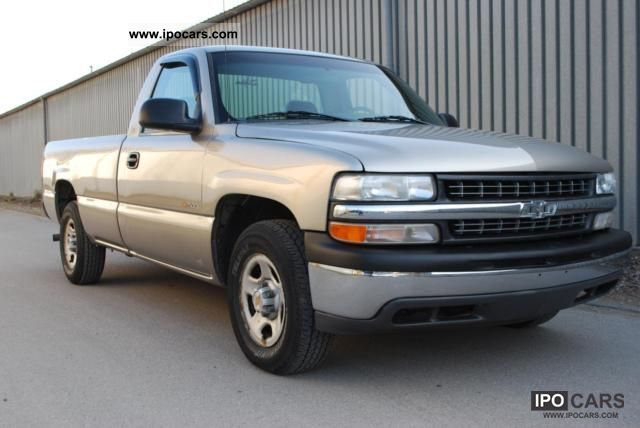 2003 Chevrolet  C1500 Silverado Off-road Vehicle/Pickup Truck Used vehicle photo