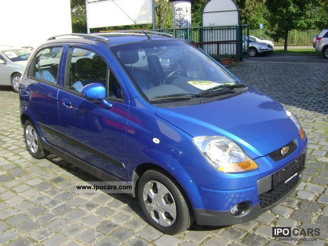 2010 Chevrolet  Matiz 1.0 SE 18Tkm climate Small Car Used vehicle photo